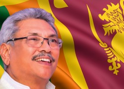 Sri Lankan President Gotabaya Rajapaksa to introduce a new constitution and electoral system next year!