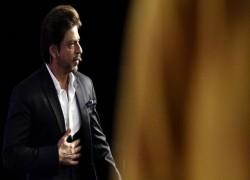 Shah Rukh Khan was India. And then India changed