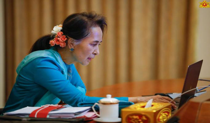 state-counsellor-discusses-covid-19-measures-of-bago-region